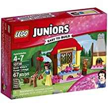 LEGO Juniors Snow White's Forest Cottage 10738 Building Kit (67 Piece)