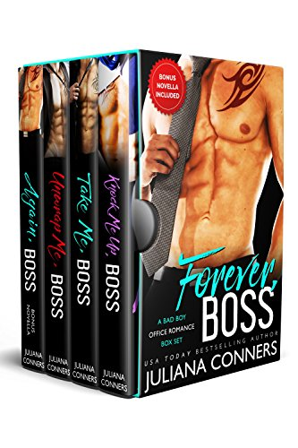 Forever Boss Office Romance Novella ebook product image