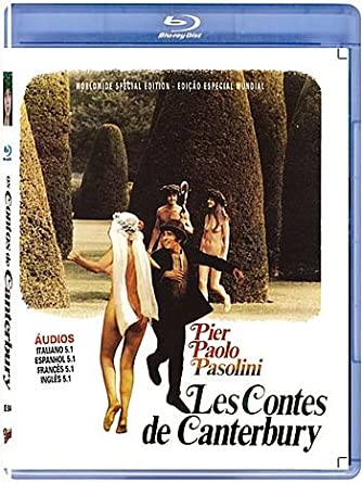 Amazon.com: The Canterbury Tales, Los Cuentos De Canterbury ...