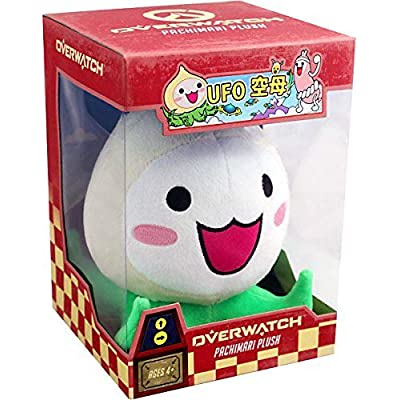 "Blizzard Entertainment Overwatch Parchimari 8"" Deluxe Plush: Toys & Games"