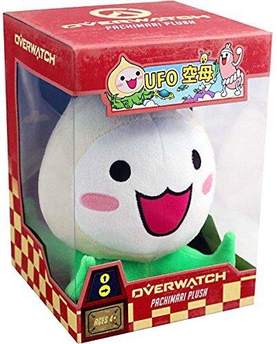Overwatch Pachimari 8 Deluxe Boxed Plush UCC Distributing 020626115636