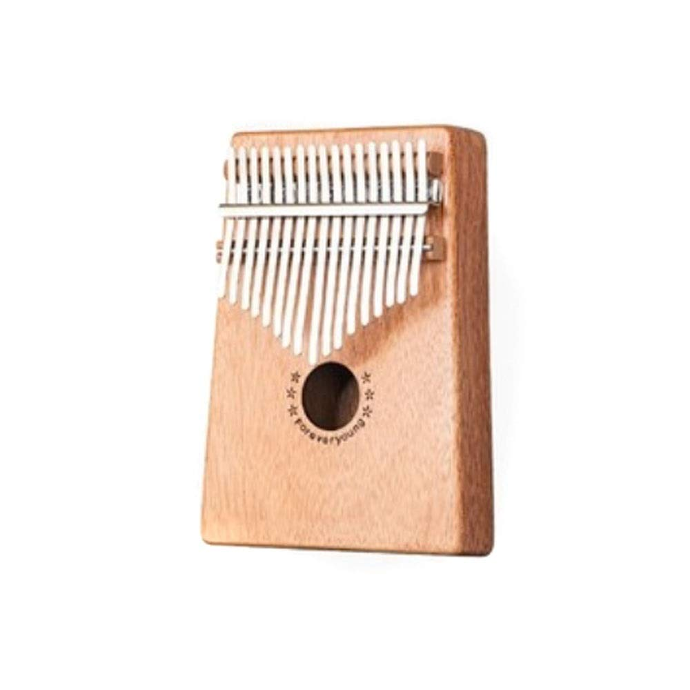 Youshangshipin Kalimba, Retro Design Style Kalimba Thumb Piano, 17-tone Beginner Entry Professional Performance Style(style 18, More Gifts, More Styles) (Edition : Style 22)