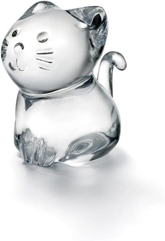 Baccarat Minimals Kitty Figurine 2610097