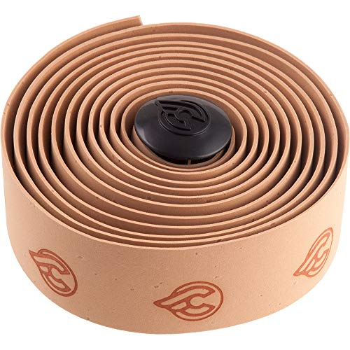 (Cinelli Cork Ribbon Handlebar Tape, Natural)