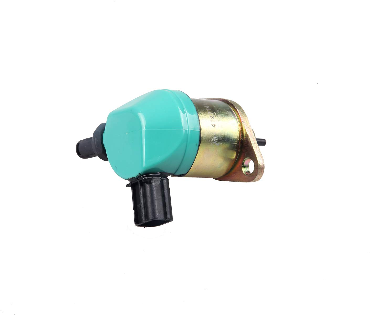 KEYOPO Stop Solenoid 12V 17208-60015 17208-60016 17208-60017 17208-60010 for Kubota D905 D1005 D1105 V1205 V1305 V1505 Engine Mower Excavator Tractor