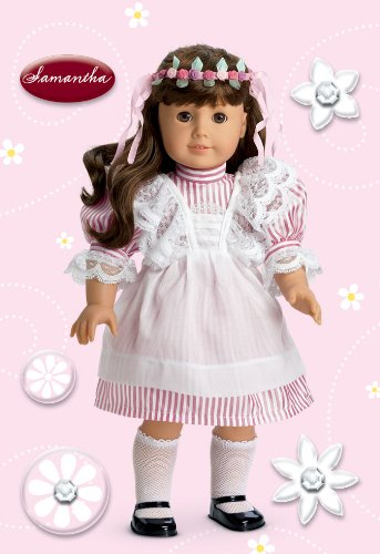 American Girl Crafts Bubble Stickers, Samantha Parkington -