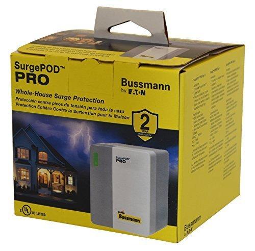 Bussmann SPP40SP2240PN SurgePOD Pro Whole Home Electrical Surge Protector by Cooper Bussmann, Inc.