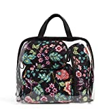 Vera Bradley Iconic 4 Pc. Cosmetic Set,  Vines Floral, One Size