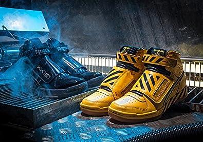 32e41bb323fd Reebok Alien Stomper Mid Final Battle  Amazon.co.uk  Shoes   Bags