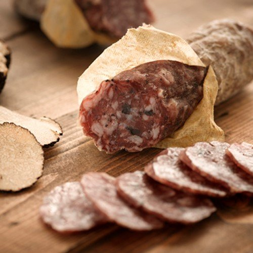 Price comparison product image Olli Tartufo (Black Truffle) Salami (5 ounce)