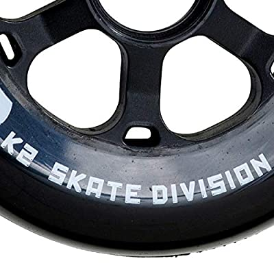 K2 Skate Urban 100mm / 88A 4-Wheel Pack, 100 Mm : Sports & Outdoors