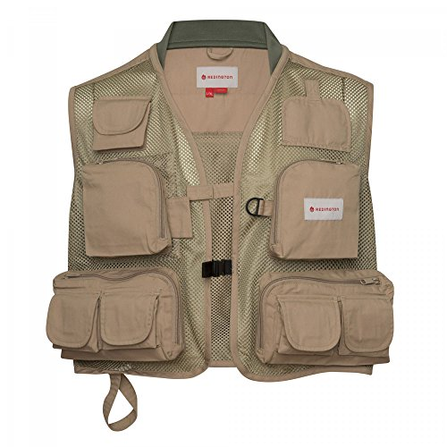 Redington Clark Fork Mesh Fishing Vest, Sage Large/X-Large For Sale