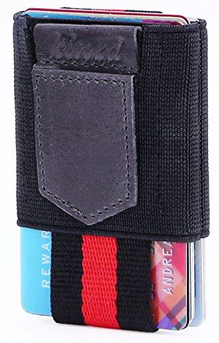 Minimalist Slim Wallet Credit Card Holder Front Pocket Walle