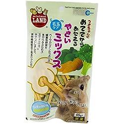 Rabbit Snack Chew Stick Vegetable flavor (45g)