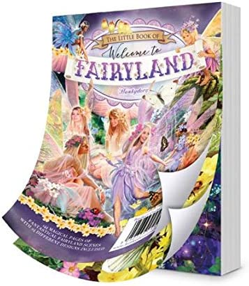 LBK241 Hunkydory The Little Book of Welcome to Fairyland