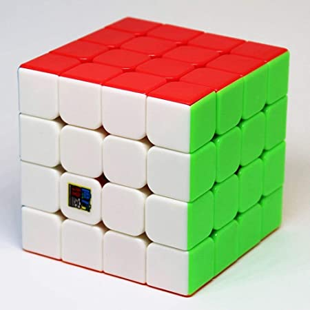 Cubo Mágico Profissional MoYu Meilong sem adesivo 4x4x4