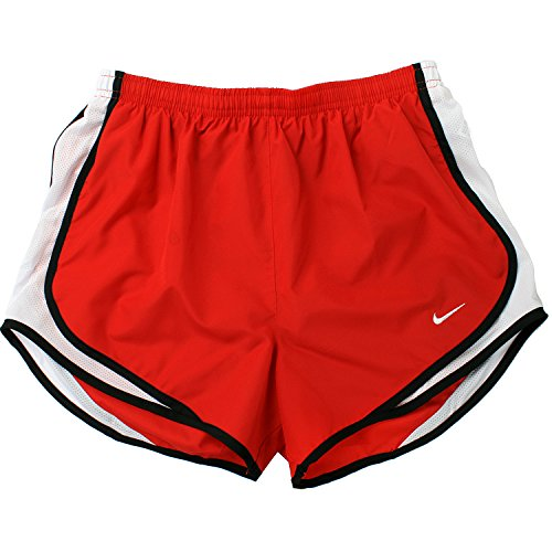 Short Tempo White Red Black NIKE Women's nBpxFqf7