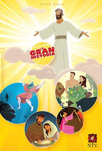 NTV La Gran Historia: Biblia Interactiva (The Gospel Project)