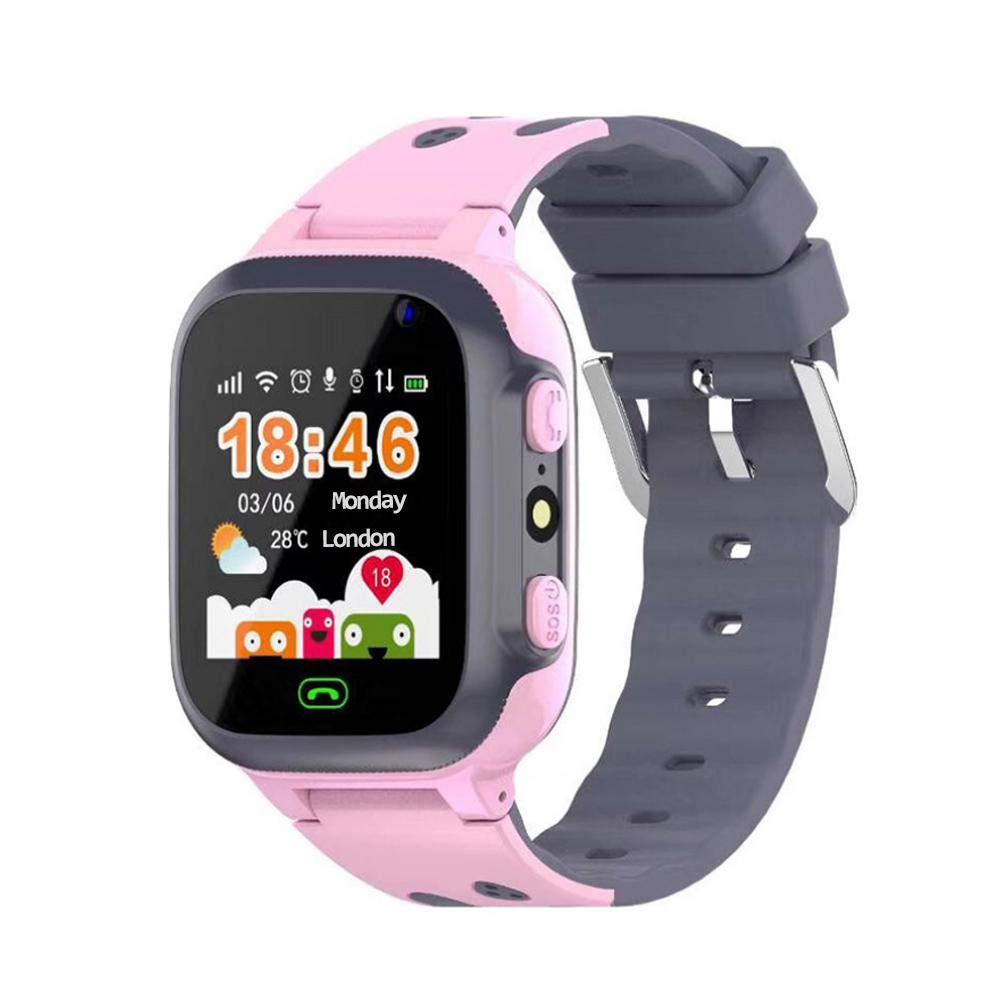 Reloj GPS Niño, Smartwatch Niños, Reloj Localizador GPS Niños ...