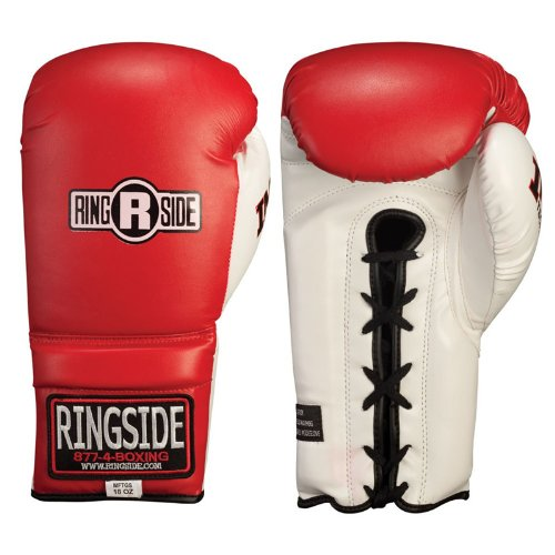 Ringside Limited Edition IMF Tech Sparring Gloves - 14 oz
