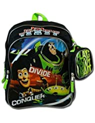 Toy Story 3 Toddler 12 Inch Backpack with Bonus Utility Case