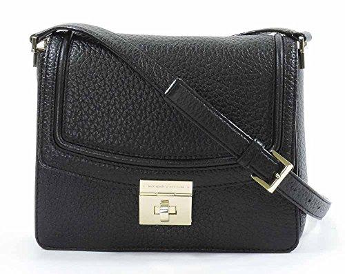 Kate Spade Everett Way Merrick Leather Shoulder Crossbody Bag - Shops Merrick At