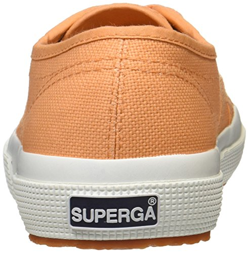 2750 Baja Orange Classic COTU Adulto Unisex S000010 Clay Zapatilla Superga Orange RqAdTR