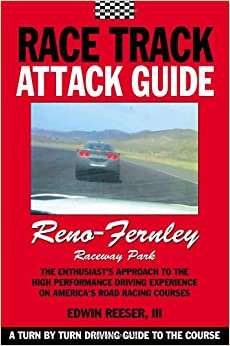 Book Race Track Attack Guide-Reno Fernley