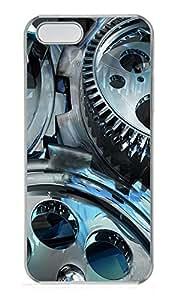 iPhone 5 5S Case Cool 3D Hd PC Custom iPhone 5 5S Case Cover Transparent