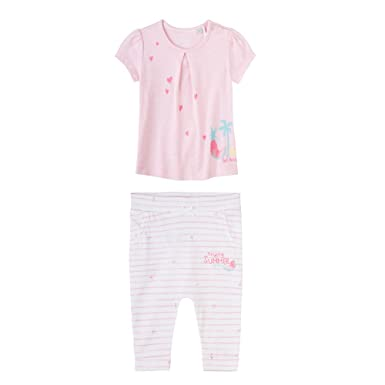9a57cc0a0f4ca Sanetta - Ensemble de Sport - Bébé (Fille)  Amazon.fr  Vêtements et ...
