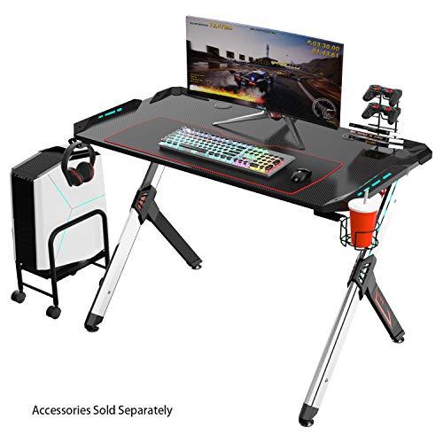 (Eureka Ergonomic R1-S Gaming Desk 44.5
