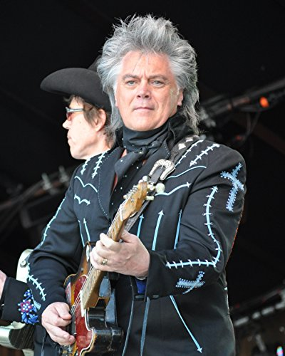 Stuart Photograph (Marty Stuart 8 x 10/8x10 GLOSSY Photo Picture)