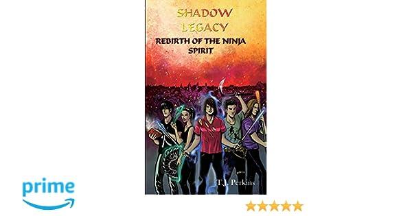 Amazon.com: Rebirth of the Ninja - Spirit (9781609750732 ...