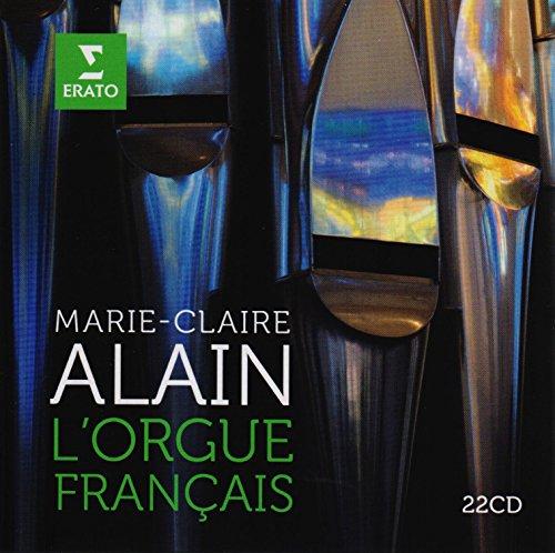 Marie-Claire Alain: L'Orgue - Claire Marie Alain