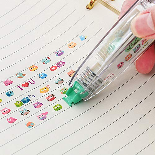 Hot Sale!DEESEE(TM)Creative Stationery Push Correction Tape Lace School Supplies -