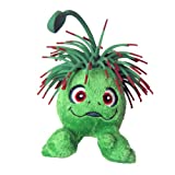 Yo-Yo Zibbies for Pets Boing Plush Toy with Crazy Hair Squeaker and Launcher, 4.3-Inch Review