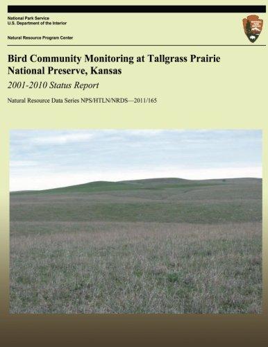 Download Bird Community Monitoring at Tallgrass Prairie National Preserve, Kansas: 2001-2010 Status Report (Natural Resource Data Series NPS/HTLN/NRDS?2011/165) pdf