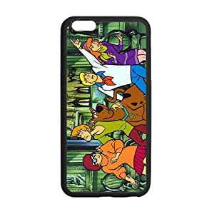 SKCASE Cover Case for iPhone 6 Plus 5.5 inch Cartoon Scooby Doo