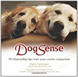 img - for DogSense: 99 relationship tips from your canine companion book / textbook / text book