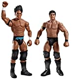 WWE Supreme Teams: Justin Gabriel & Darren Young Figure 2-Pack - Series #10