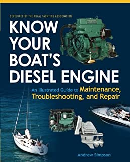 know your boat s diesel engine an illustrated guide to maintenance rh amazon com Maintenance Manual Template Cessna MAINTEANCE Manual
