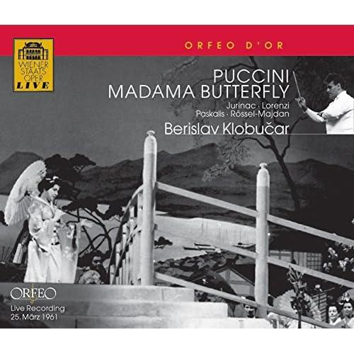 Amazon.com: Madama Butterfly, Act I: Act I: E soffitto … e