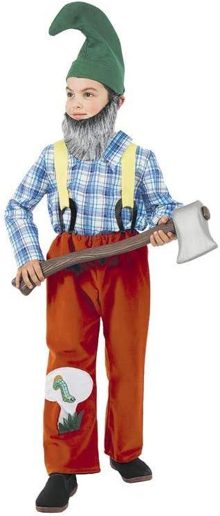 Disfraz granjero niño. Talla 5/6 años.