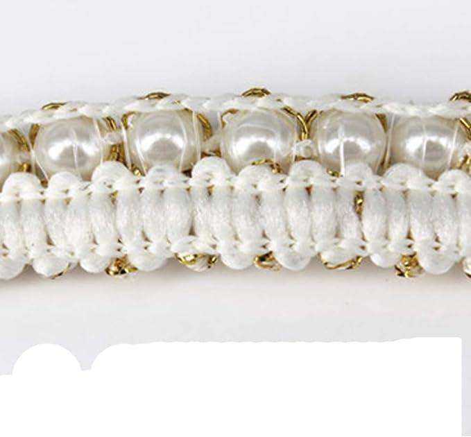 Belle Blanc Applique//Motif de dentelle//Bridal Trim-Ref AP100-1 mètre