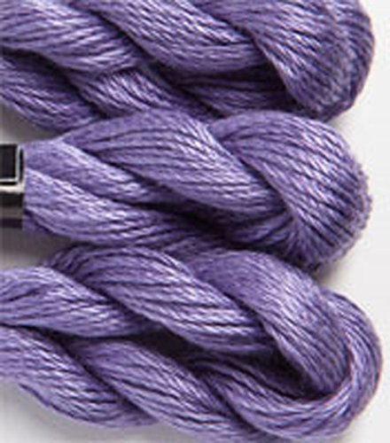 Pepper Pot Silk -Single Ply-IRIS-123- This Listing is for 1 Skein ()