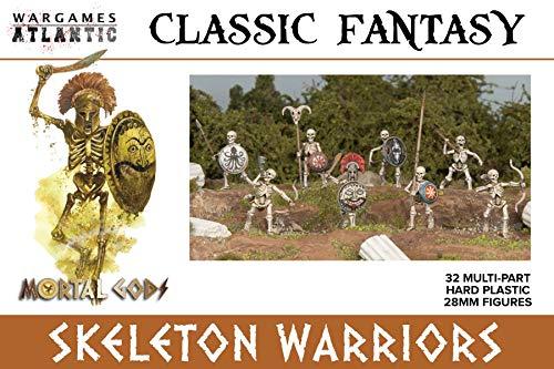 Classic Fantasy Skeleton Warriors Minature Game