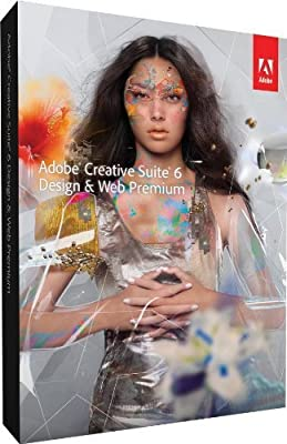 Adobe CS6 Creative Suite 6 Design & Web Premium (Windows)
