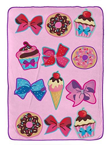 Nickelodeon Jojo Siwa Follow Your Dreams Pink Plush 62
