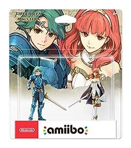 Nintendo Alm & Celica amiibo 2-Pack - Nintendo 3DS