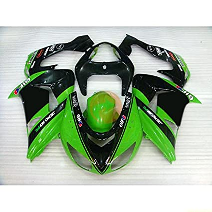 Amazon.com: Rhegene Motorcycle ABS Plastic Painted Injection ...